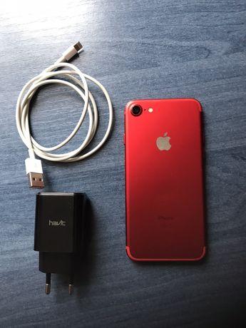 Продам iphone 7 128gb neverlock red