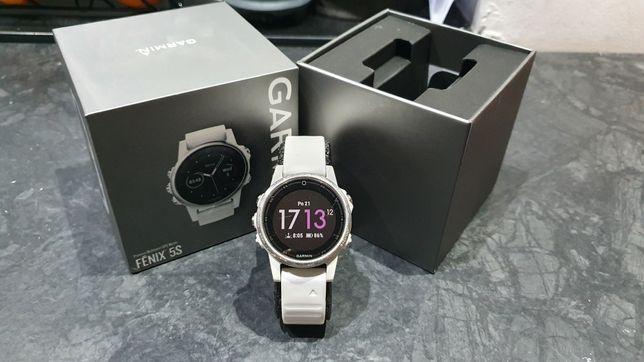 GARMIN FENIX 5s biały Zegarek sportowy GWARANCJA