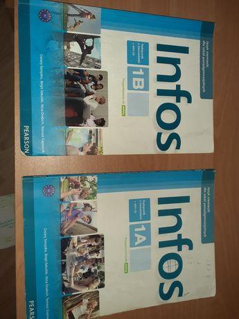Ćwiczenia i podręcznik Infos 1