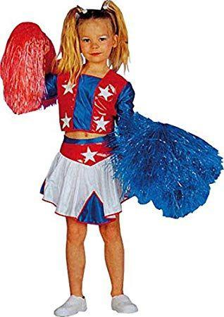 Strój Kostium Wilkins Cheerleader Galaxy 5-6 lat