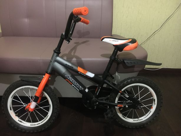 Продам детский велосипед Azimut Stitch