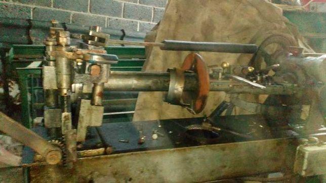 Maszyna do produkcji kolan dymnych