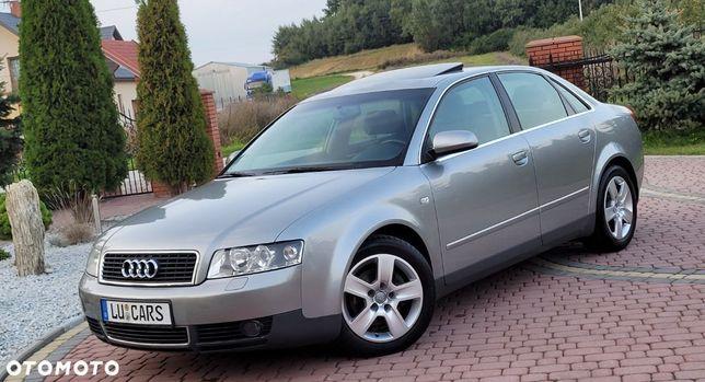 Audi A4 1.8T 150KM Alu*Climatron*Xenon*Szyber*Bose*Serwis*Niemcy