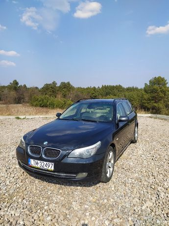 BMW e60 e61 530d 530xd USZKODZONY SILNIK