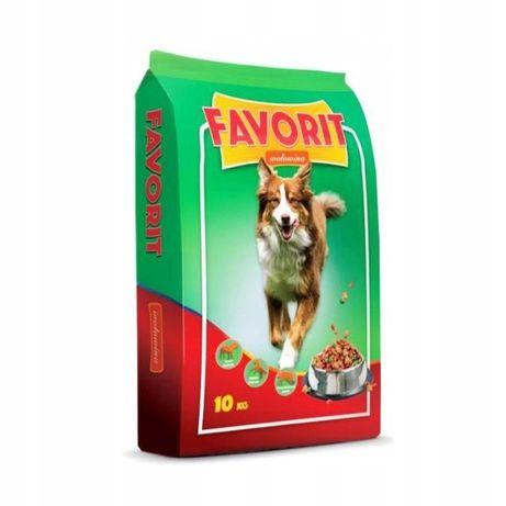FAVORIT Wołowina 10kg karma dla psów