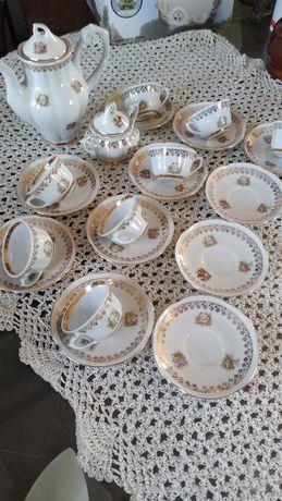 Serwis do kawy porcelana Chodzież