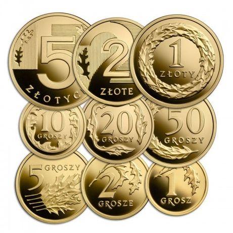 Zamienię TWOJE zalegające monety różne kraje- euro, dolar, kuna na PLN