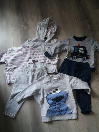 Dresy C&A 2 sztuki plus bluza H&M