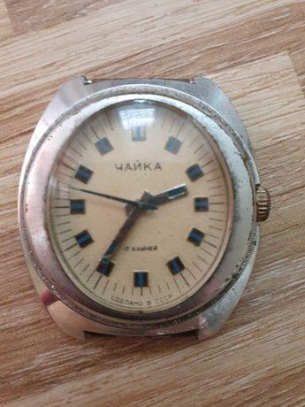 Продам наручные мужские часы чайка.