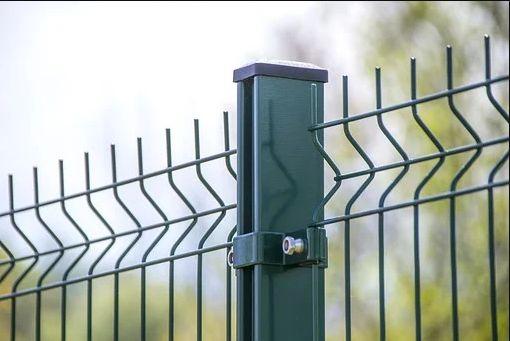 Montaż ogrodzeń panelowych, przyd.oczyszczalni ścieków, ob.gosp. wiat.