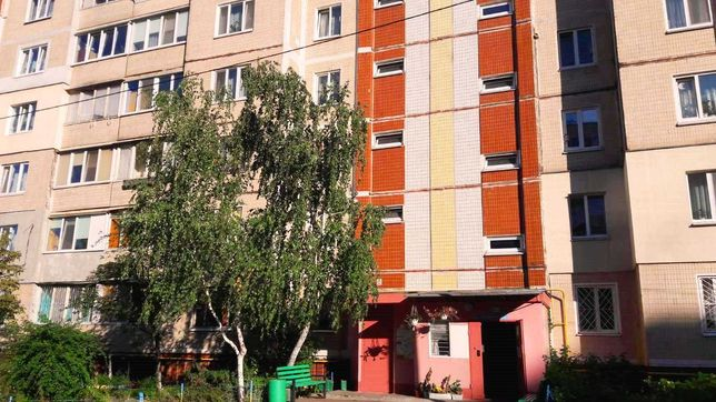Продается 3 ком. квартира бул. Высоцкого 6-Б. 1/9 этаж, Троещина