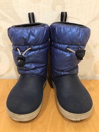 Crocs сапоги зимние С11