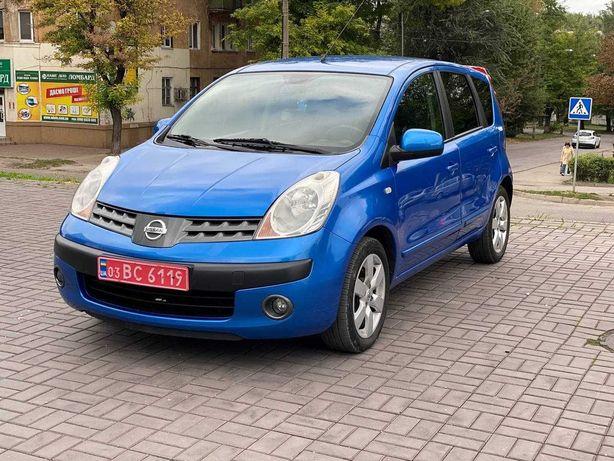 Продам Nissan Note 2007год АВТОМАТ