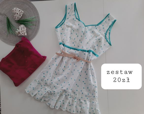 Sukienka + tunika L