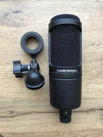 Mikrofon pojemnościowy Audiotechnica AT2020