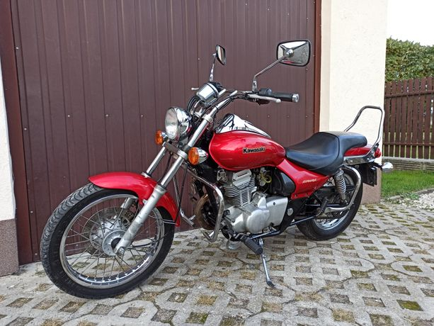 Kawasaki Eliminator 125 Kat. B, A1 28tys km Zadbany*