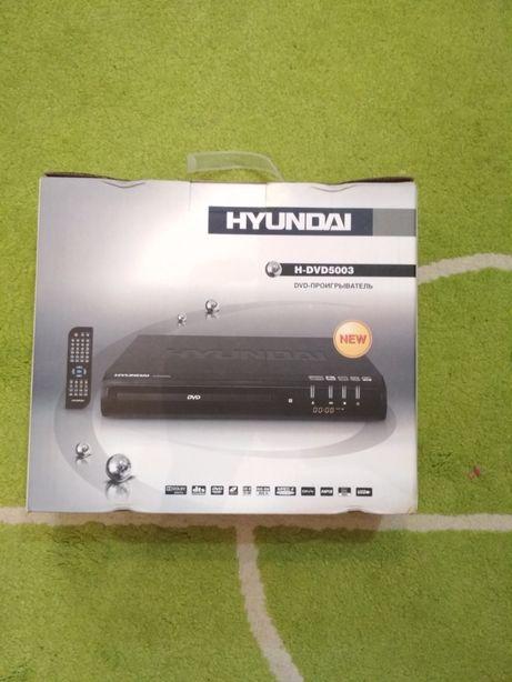 Dvd проигрователь Hyundai