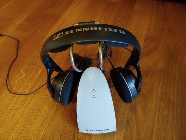Słuchawki bezprzewodowe SENNHEISER HDR 120