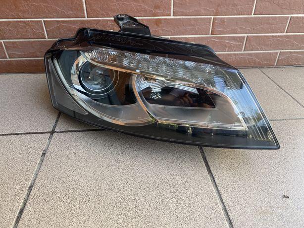 Lampa prawa AUDI A3 xenon led 8P0/941/004