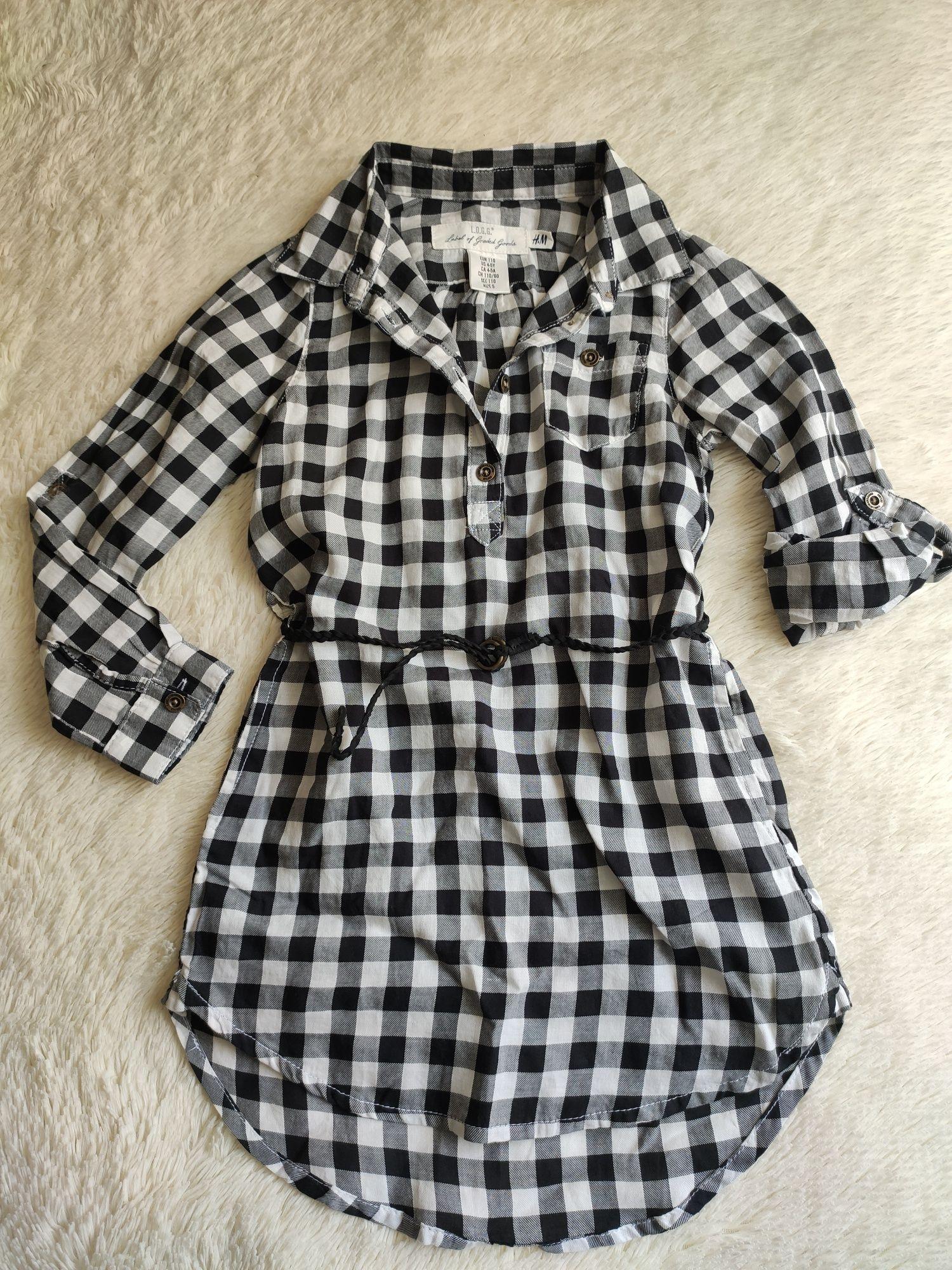 Продам детское платье-рубашку