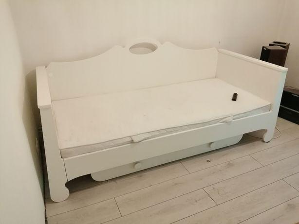 Łóżko młodzieżowe Pinio Parole