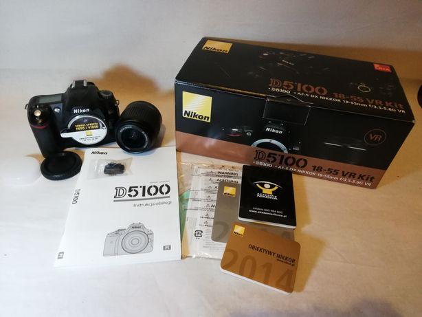 Aparat Nikon D50 z ładowarką