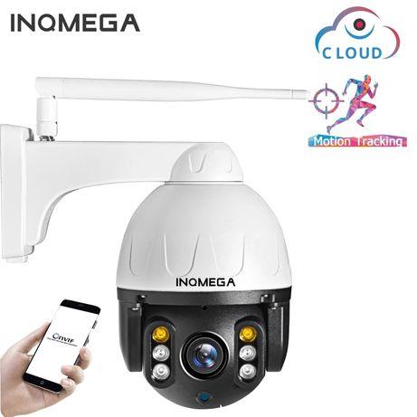 Уличная поворотная камера Inqmega Metal 4X 2Mp Наружная Автослежение