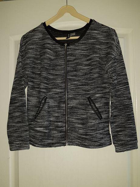 Bluza/sweterek na zamek H&M