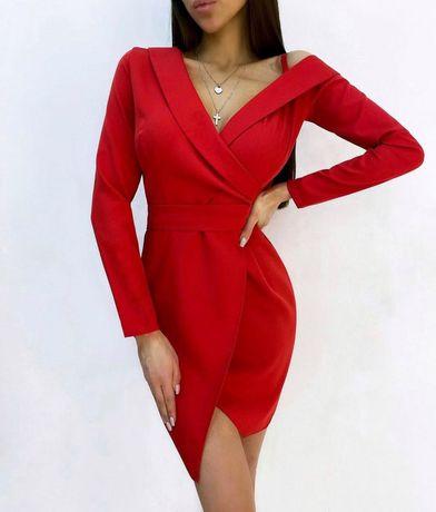 Платье  красное !!!