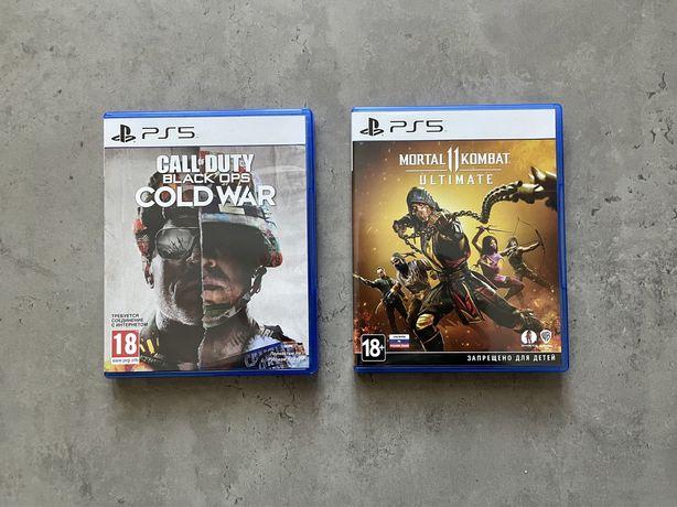Mortal Combat 11 , Call of Duty, Playstation 5, PS5