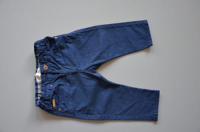 Długie spodnie firmy Zara, 74 cm