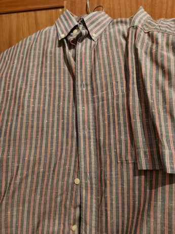 Camisas homem 41-42 manga curta