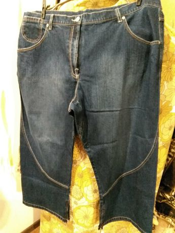 Новые джинсы 7/8 от Neckermann 22 размер евро