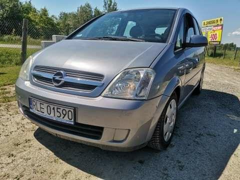 Opel meriva zadbany okazja