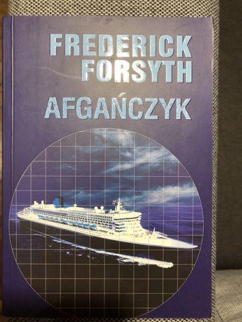 """Afgańczyk"" Frederick Forsyth"