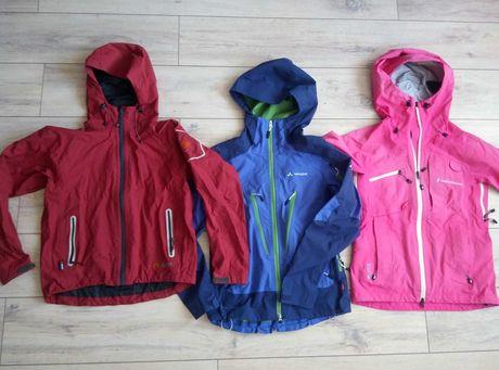 Трекинговые мембранные куртки Vaude, Salewa, Peak Perfomance, Millet