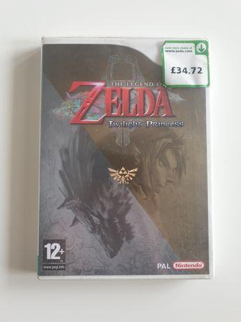 Gra Nintendo Wii Zelda Twilight Princess