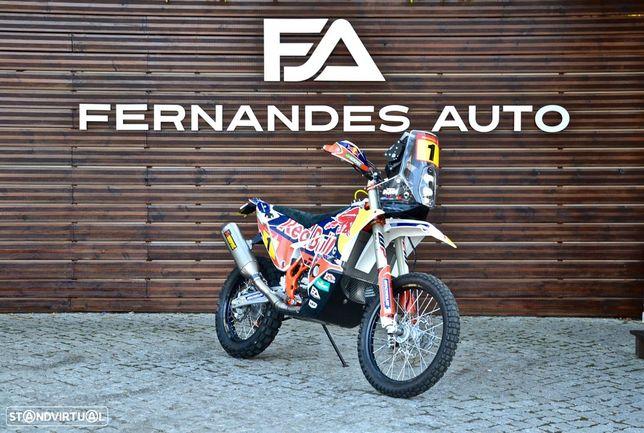 KTM 450 Rally MY2020