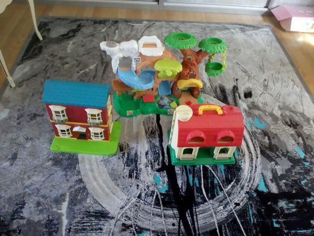 Domki dla lalek, kucyków Fisher Price i My Little Pony
