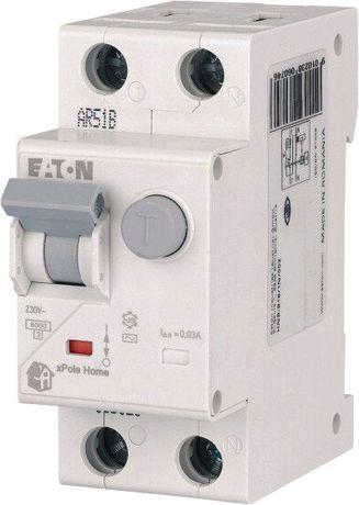 Дифавтомат (УЗО+автомат) Eaton (Moeller) 2P 10A, 16A, 25A 30мА тип C