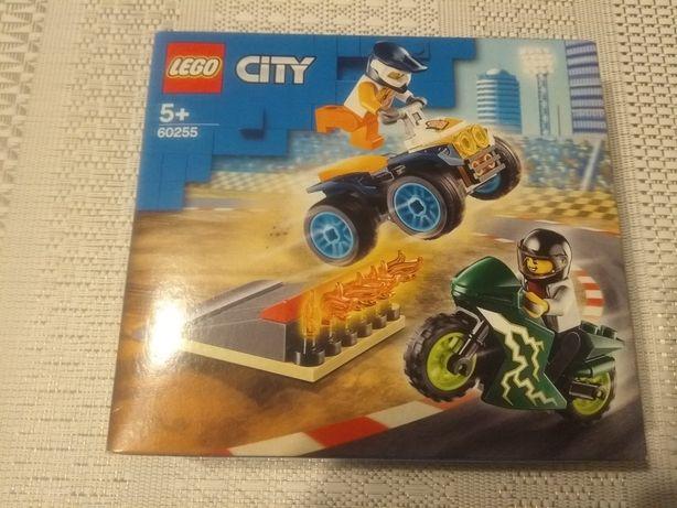 LEGO City Ekipa Kaskaderów 60255 nowe