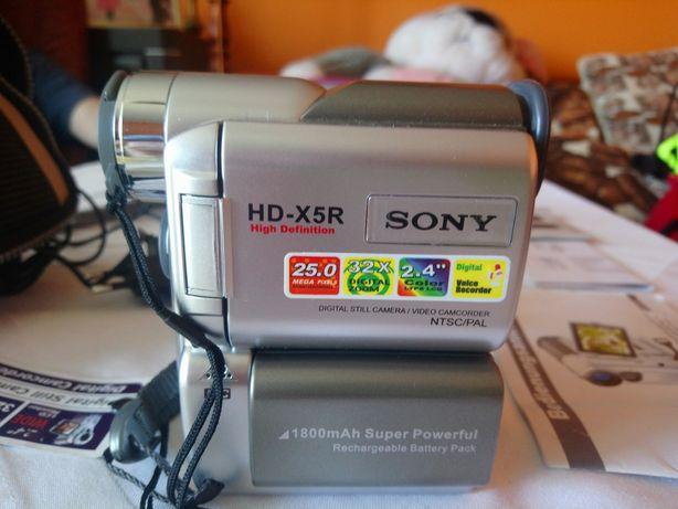 Kamera HD -X5R Nowa !!! Torba Gratis OKAZJA
