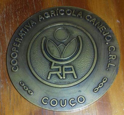 Cooperativa Agrícola Canejo, Couço - Medalha de bronze - 10º aniv.