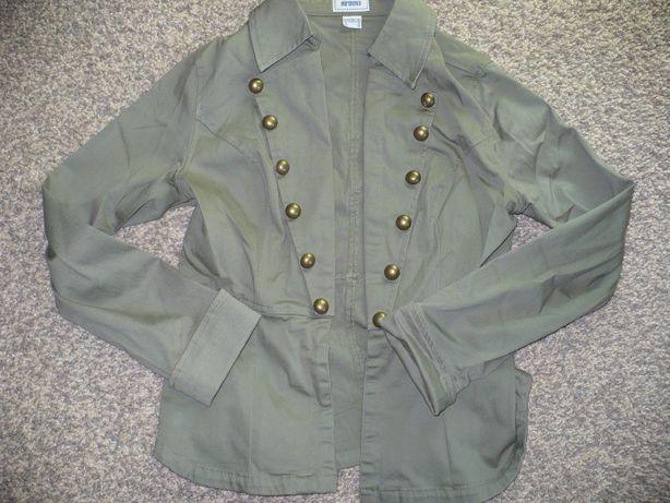 kurtka dżinsowa damska dobry stan 42 XL