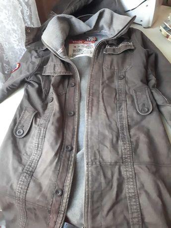 куртка-пальто  жен. 46-48 .Коттон