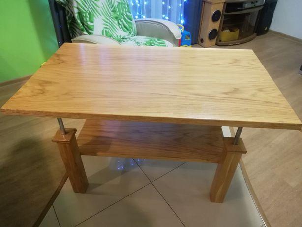 Stół dębowy lity