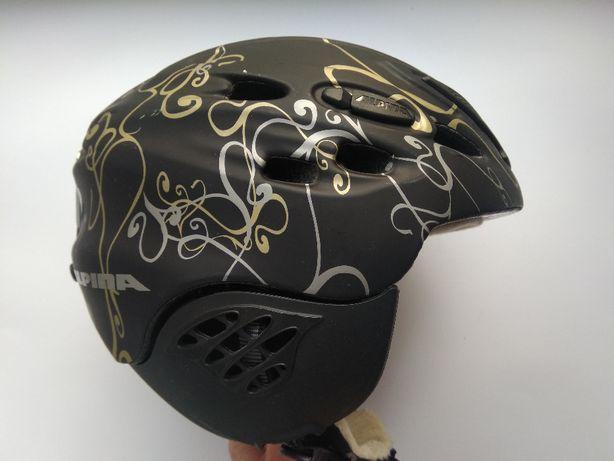 Горнолыжный и сноубордический женский шлем Alpina Scara размер 55-59см