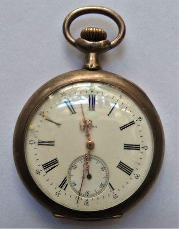 Relógio Bolso Omega Grand Prix 1900