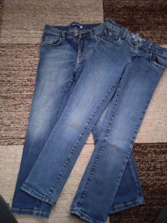 Штани джинси для хлопчика 8 років