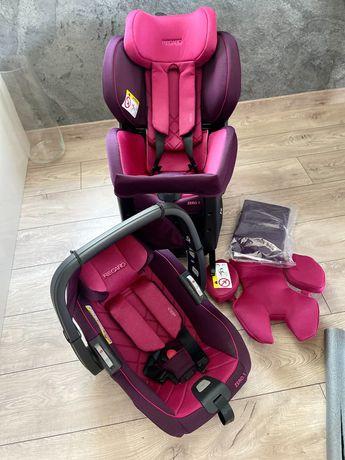 Fotelik samochodowy Recaro 0-18kg